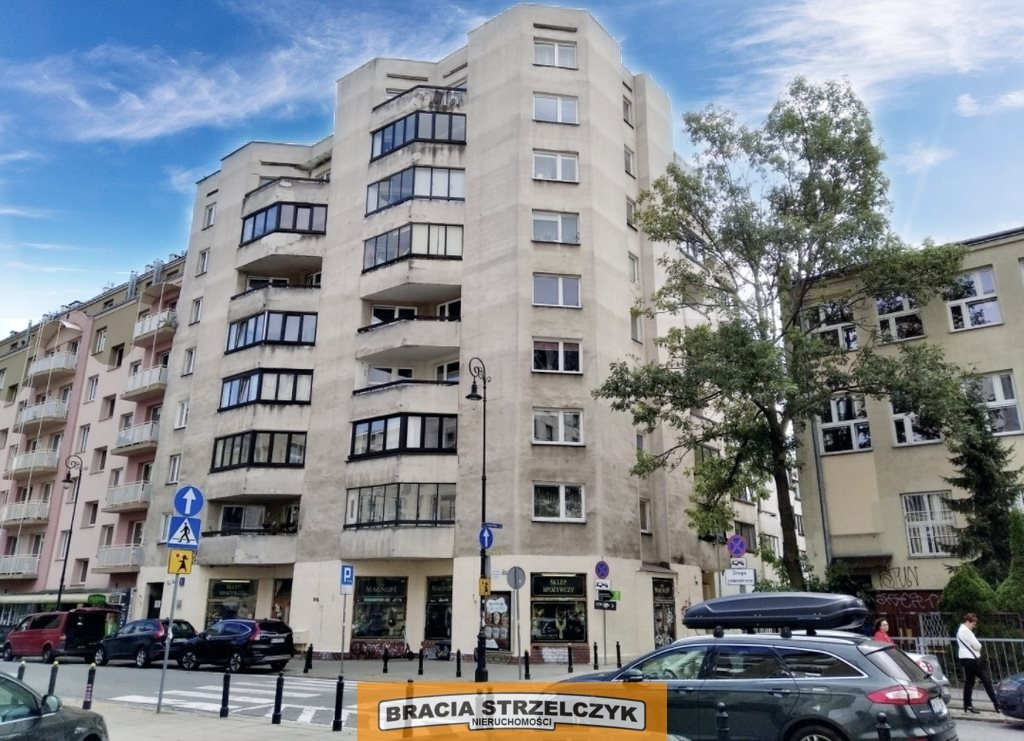 Mieszkanie czteropokojowe  na sprzedaż Warszawa, Śródmieście, Hoża  85m2 Foto 1