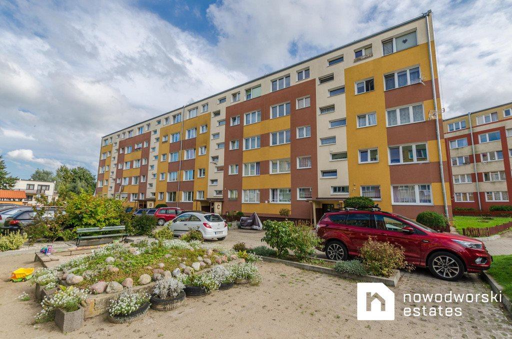 Mieszkanie dwupokojowe na wynajem Gdańsk, Orunia, Żuławska  38m2 Foto 10