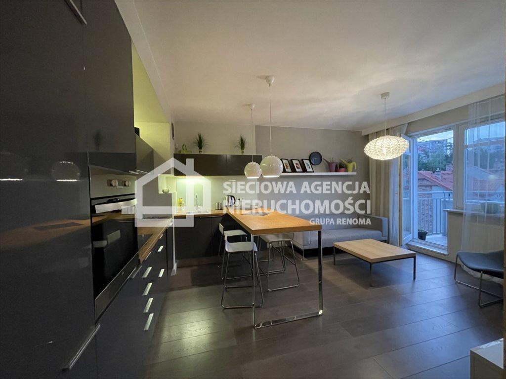 Mieszkanie trzypokojowe na wynajem Gdynia, Oksywie, gen. Marii Wittekówny  55m2 Foto 1