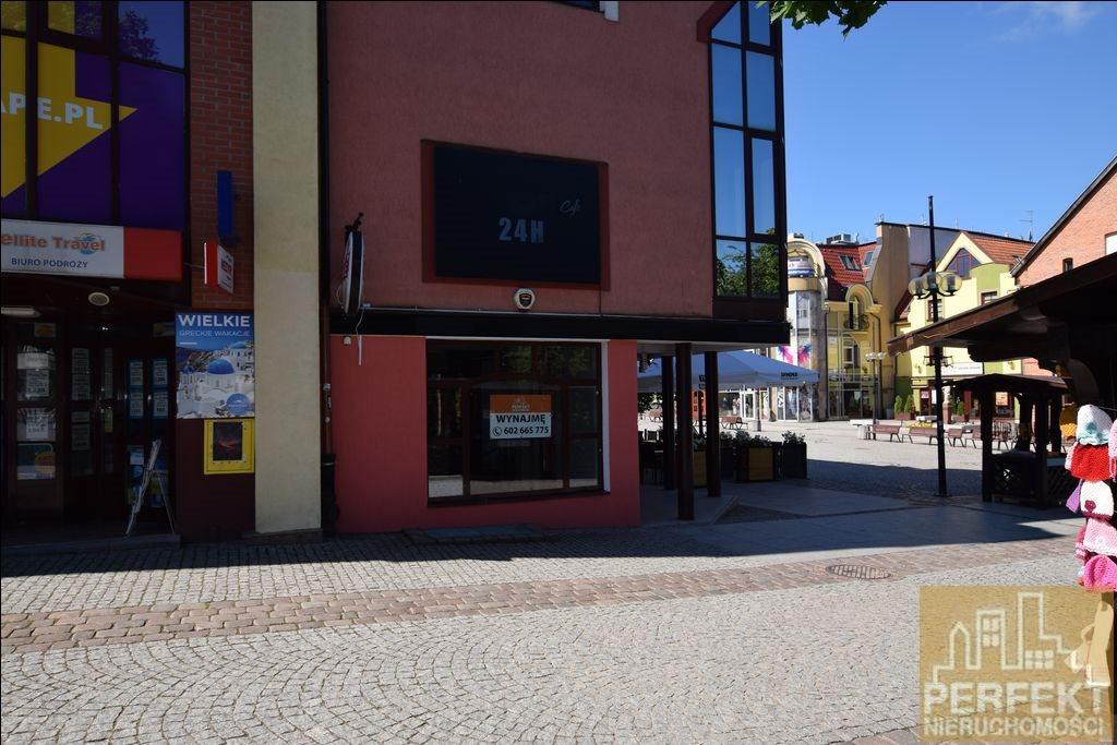 Lokal użytkowy na wynajem Olsztyn, Stare Miasto, Stare Miasto Targ Rybny  96m2 Foto 1