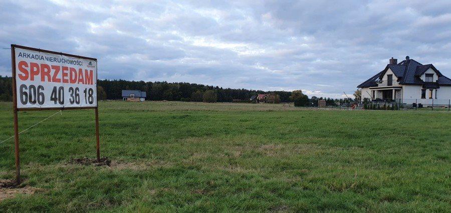 Działka rolna na sprzedaż Dobra, TRASZKI  3350m2 Foto 8