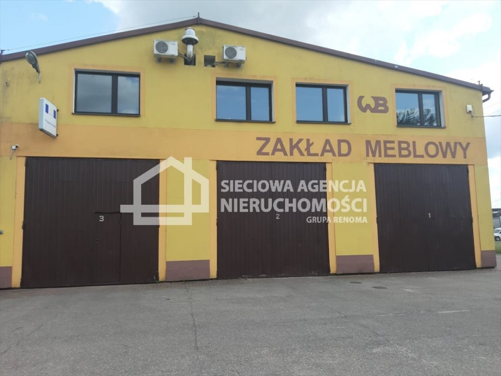 Lokal użytkowy na sprzedaż Kościerzyna  8500m2 Foto 1