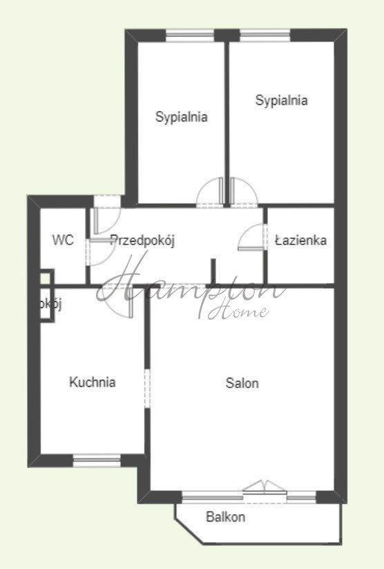 Mieszkanie trzypokojowe na sprzedaż Warszawa, Włochy, Krańcowa  88m2 Foto 10