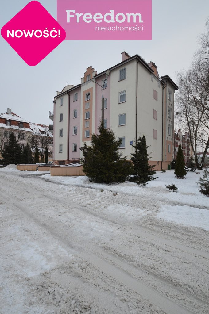 Mieszkanie dwupokojowe na wynajem Olsztyn, Zatorze, Jagiellońska  48m2 Foto 9