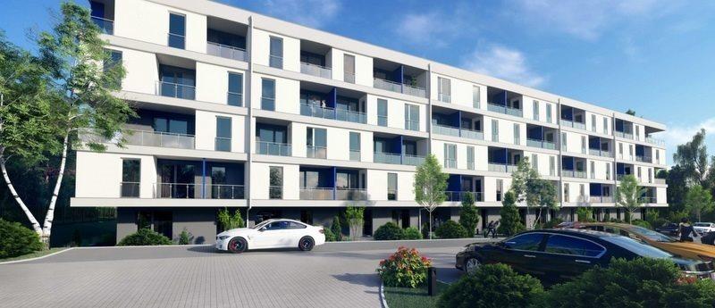 Mieszkanie dwupokojowe na sprzedaż Bielsko-Biała  48m2 Foto 6