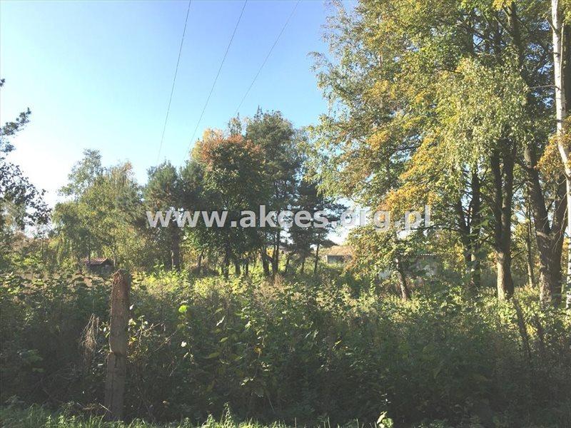 Działka budowlana na sprzedaż Konstancin-Jeziorna, Chylice  1250m2 Foto 2