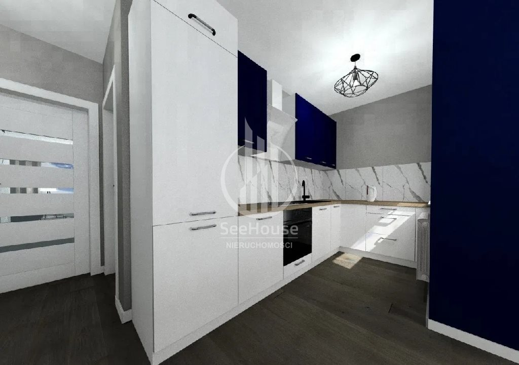 Mieszkanie dwupokojowe na wynajem Gdańsk, Jasień  43m2 Foto 5