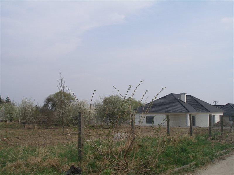 Działka budowlana na sprzedaż Mierzyn  1121m2 Foto 3