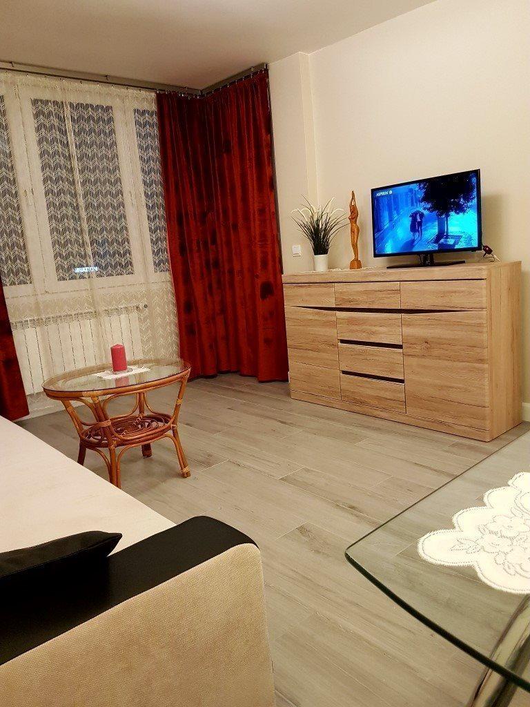 Mieszkanie dwupokojowe na wynajem Warszawa, Śródmieście, Platynowa 6  36m2 Foto 6