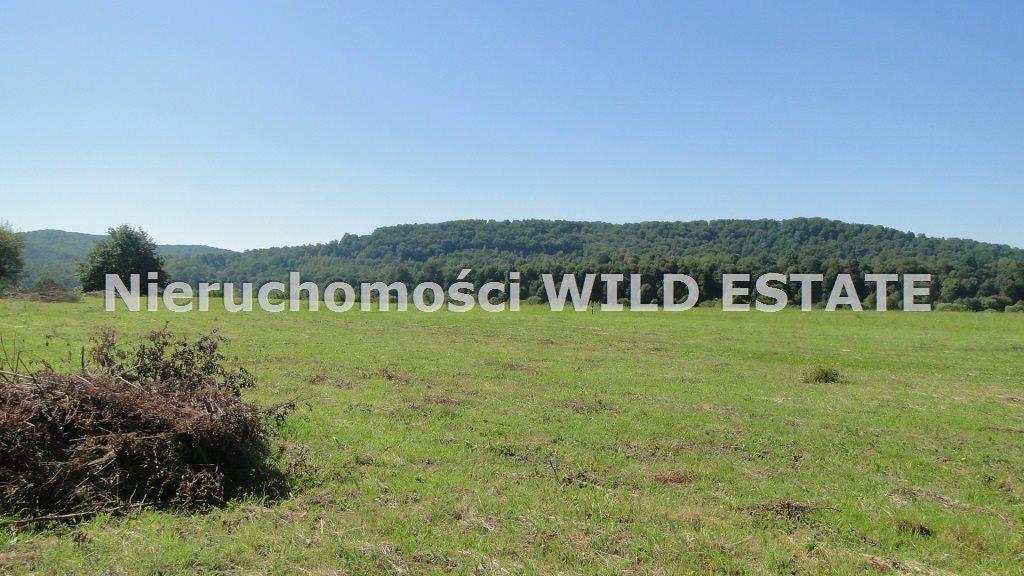 Działka rolna na sprzedaż Solina, Myczkowce  2985m2 Foto 2
