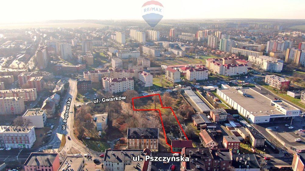 Działka inwestycyjna na sprzedaż Gliwice, Centrum, Pszczyńska  3382m2 Foto 7