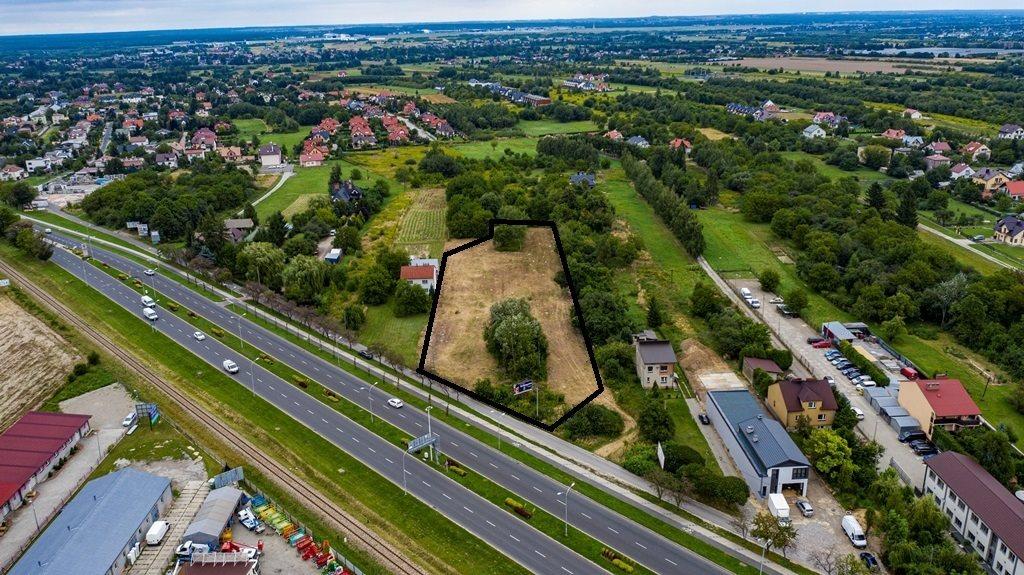 Działka komercyjna na sprzedaż Rzeszów, Warszawska  6500m2 Foto 4