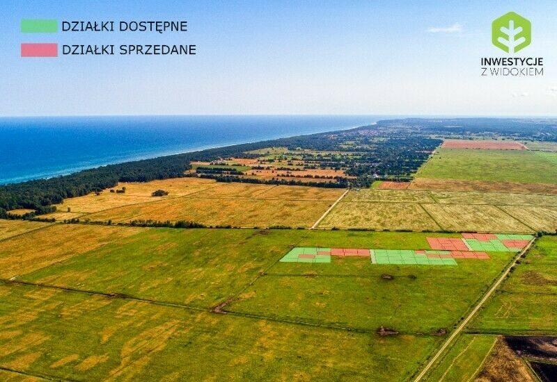 Działka rolna na sprzedaż Słupsk, Doskonały teren położony niedaleko plaży  501m2 Foto 1