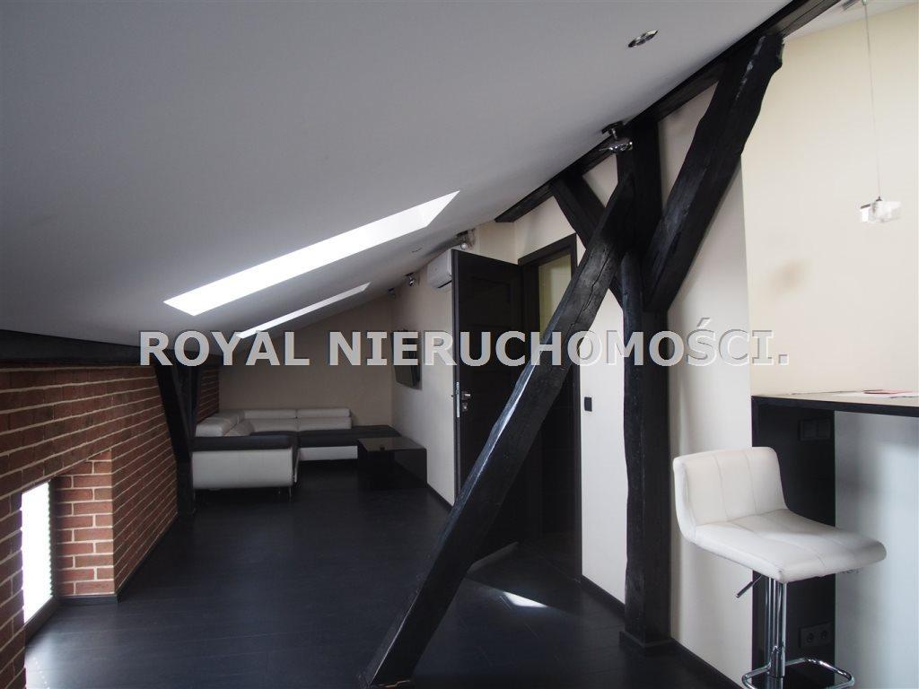 Mieszkanie dwupokojowe na wynajem Gliwice, Śródmieście, Śródmieście  77m2 Foto 4