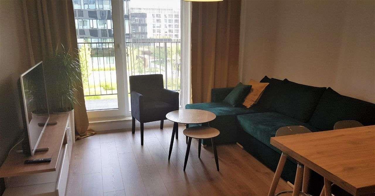 Mieszkanie dwupokojowe na wynajem Warszawa, Mokotów, Reset, Taśmowa 4a  42m2 Foto 1