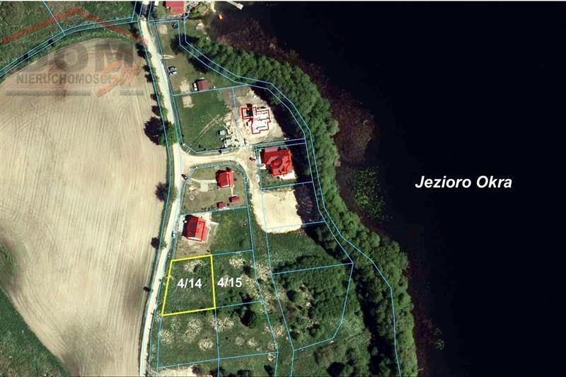 Działka budowlana na sprzedaż Drawsko Pomorskie, Jezioro, Las, Tereny rekreacyjne, Okrzei  1082m2 Foto 2