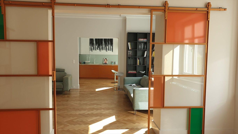 Mieszkanie trzypokojowe na sprzedaż Warszawa, Śródmieście, Wiejska  107m2 Foto 4