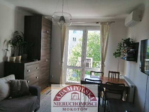 Mieszkanie dwupokojowe na sprzedaż Warszawa, Wola, Leszno  32m2 Foto 1