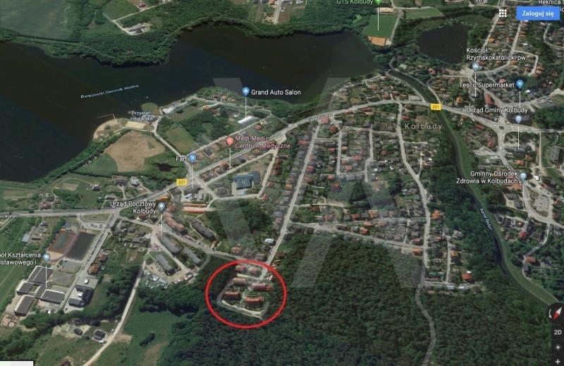 Dom na wynajem Kolbudy, Jezioro, Las, Tereny rekreacyjne, Wybickiego Józefa  330m2 Foto 2