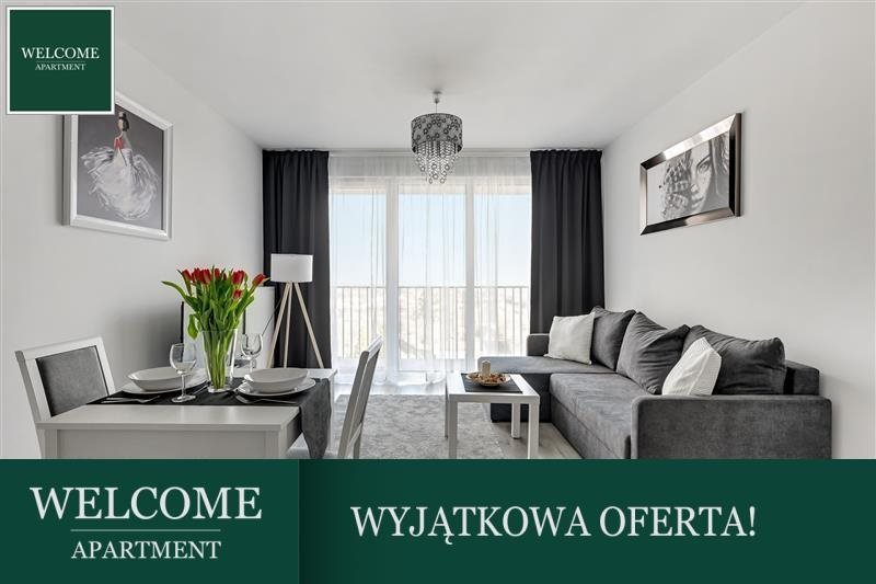 Mieszkanie dwupokojowe na wynajem Gdańsk, Jasień, GOSKA  45m2 Foto 1