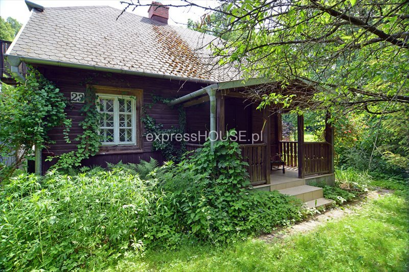 Dom na sprzedaż Kazimierz Dolny, Czerniawy  85m2 Foto 1