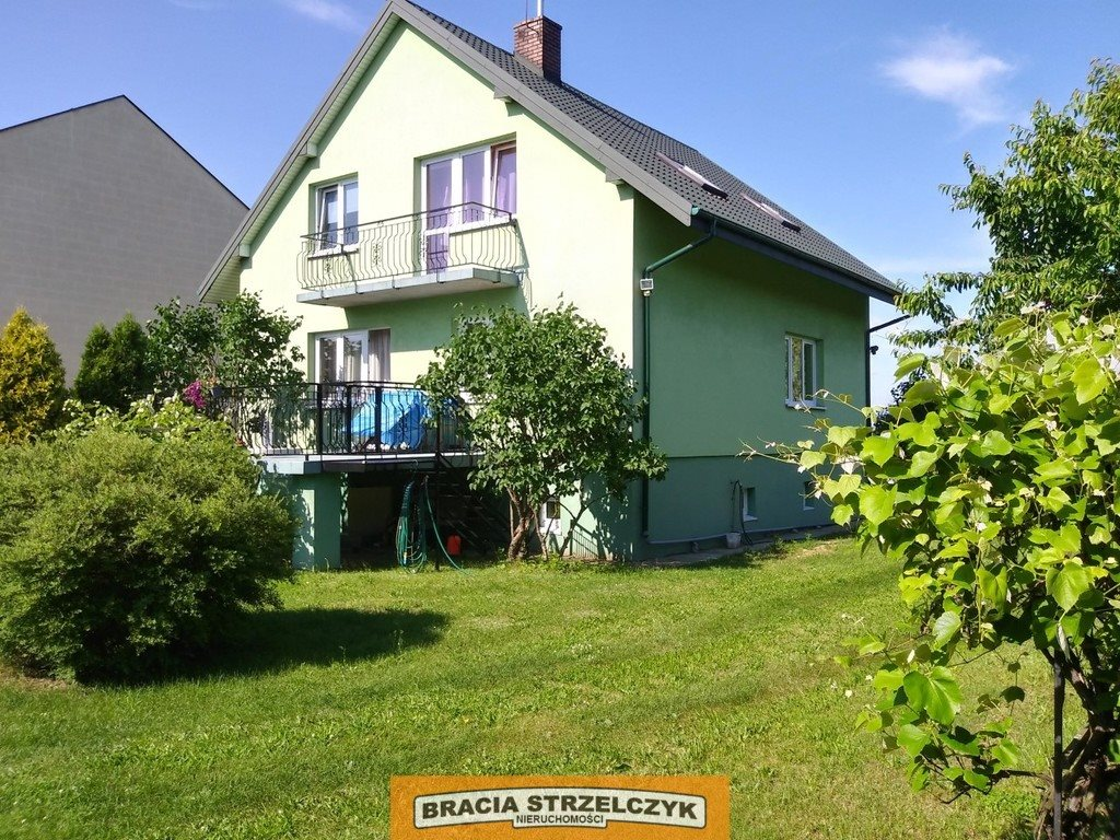 Dom na sprzedaż Wyszków  202m2 Foto 1