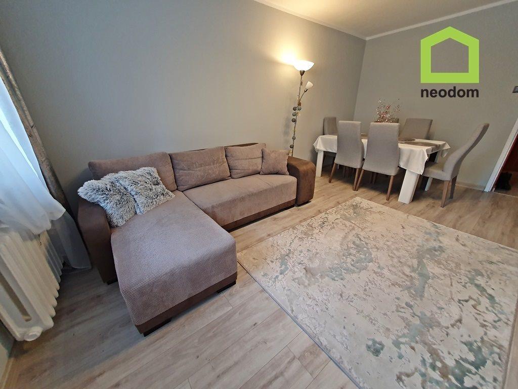 Mieszkanie trzypokojowe na wynajem Kielce, Na Stoku  65m2 Foto 2