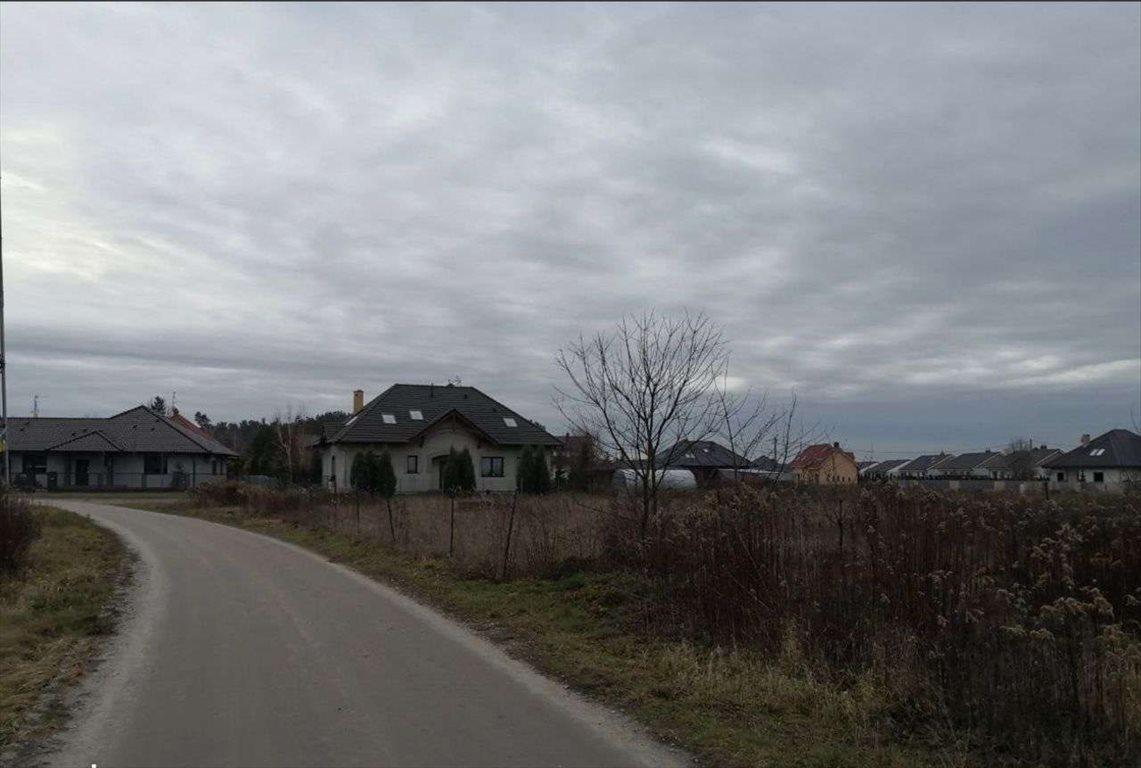 Działka budowlana na sprzedaż Siekierki Wielkie, ul. sosnowa  1404m2 Foto 2
