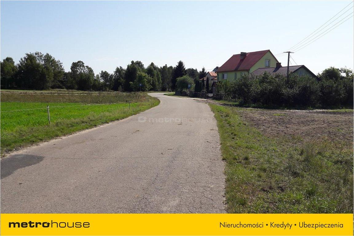 Działka rolna na sprzedaż Drupia, Skórzec  1314m2 Foto 3