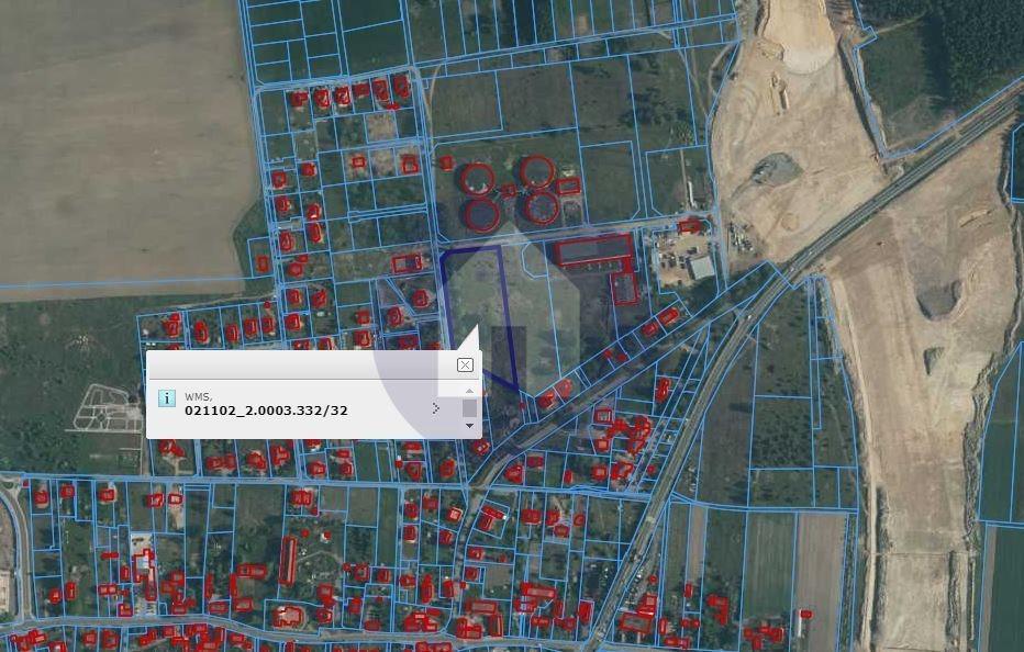 Działka przemysłowo-handlowa na sprzedaż Chróstnik  10334m2 Foto 3