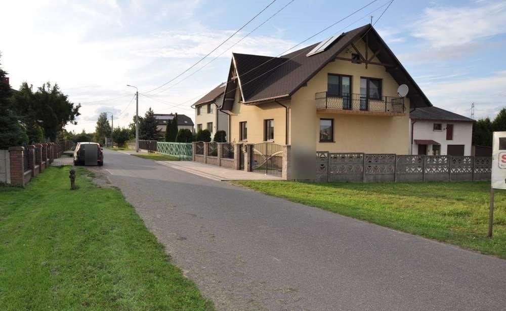 Działka rolna na sprzedaż Myszków, Chopina  2406m2 Foto 2