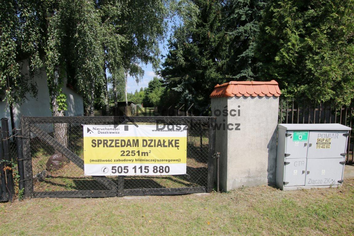 Działka budowlana na sprzedaż Bielawa, Lipowa  2251m2 Foto 4