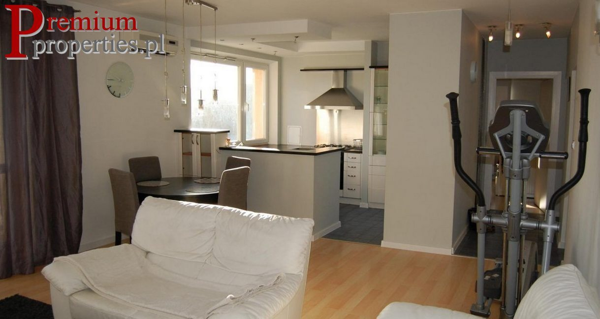 Mieszkanie trzypokojowe na sprzedaż Warszawa, Mokotów, Stegny  87m2 Foto 1