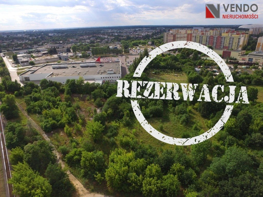 Działka inwestycyjna na sprzedaż Poznań, Górczyn  8195m2 Foto 1