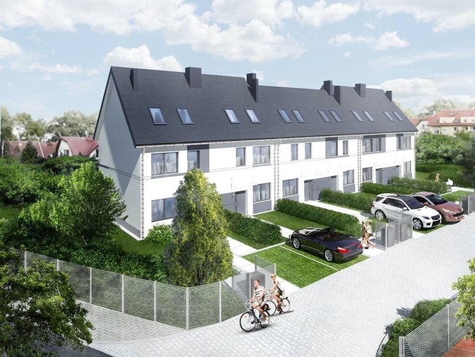 Dom na sprzedaż Wrocław, Fabryczna, postępowa  113m2 Foto 1