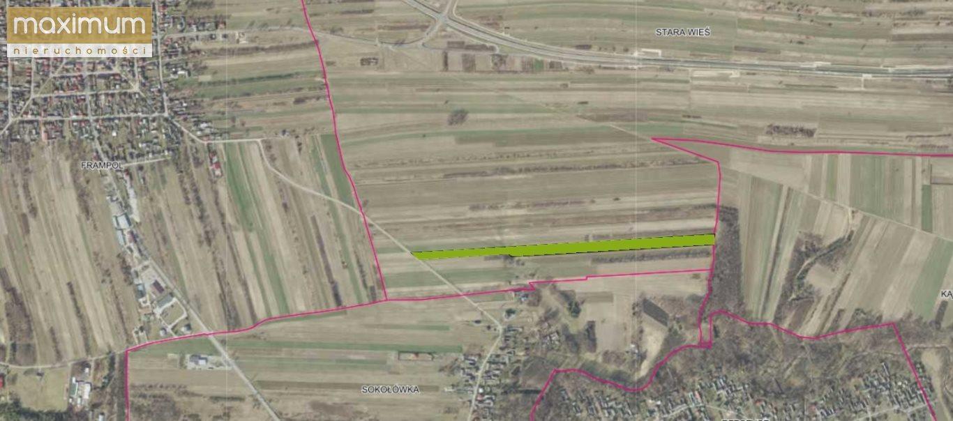 Działka rolna na sprzedaż Stara Wieś  18034m2 Foto 5