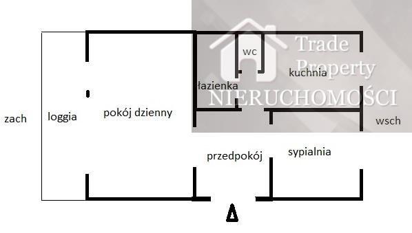 Mieszkanie dwupokojowe na sprzedaż Warszawa, Mokotów, Służew, Zygmunta Modzelewskiego  44m2 Foto 2