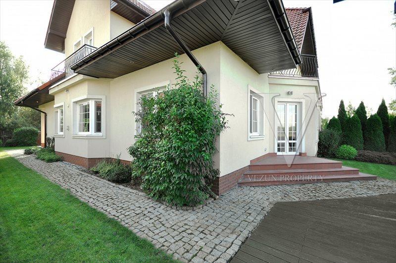 Dom na wynajem Warszawa, Wilanów, Uul. Zapłocie Bliźniak 8 Pok Wysoki Std  350m2 Foto 1