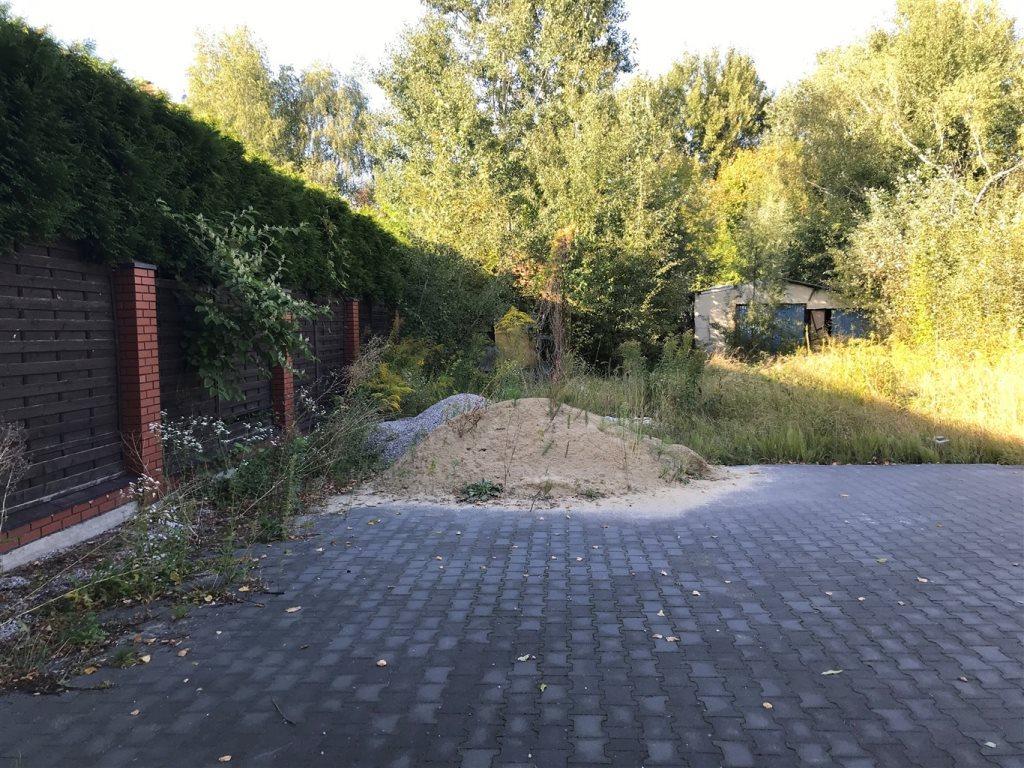 Działka inwestycyjna pod dzierżawę Warszawa, Ursynów, Ludwinów  2381m2 Foto 2