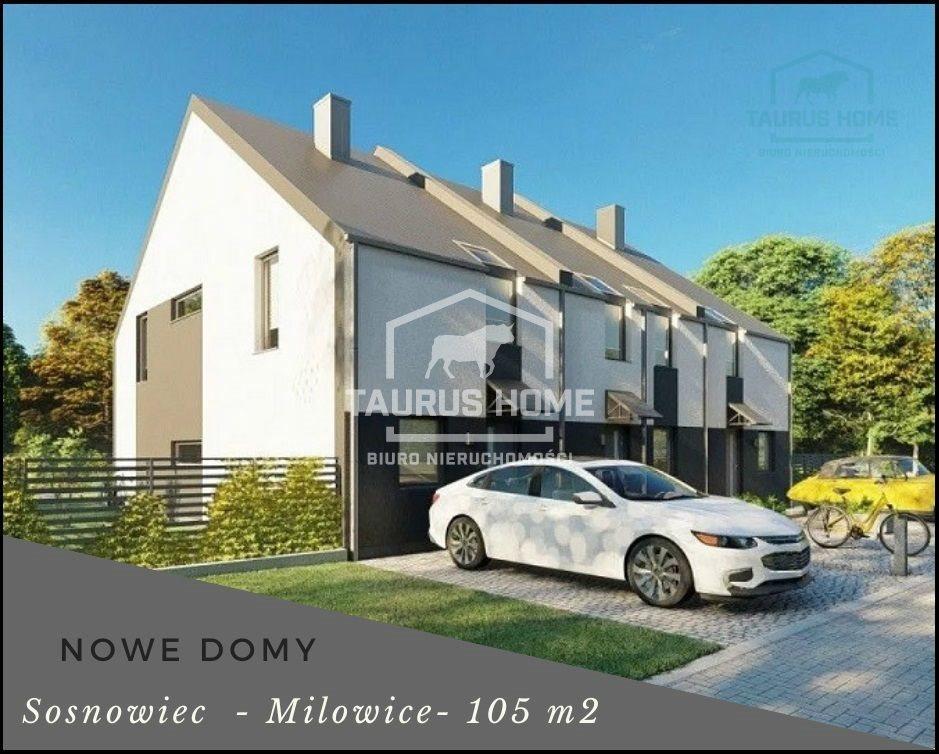 Dom na sprzedaż Sosnowiec, Milowice  105m2 Foto 1