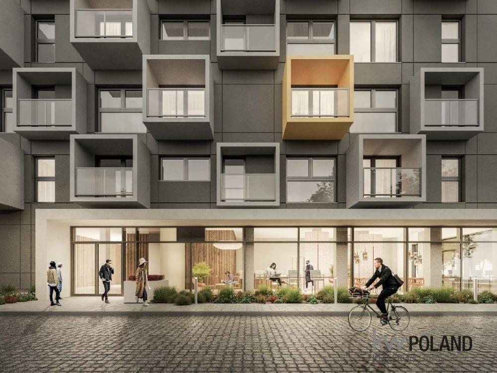 Mieszkanie dwupokojowe na sprzedaż Wrocław, Fabryczna, Jaworska  10167m2 Foto 2