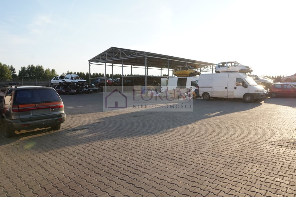 Magazyn na sprzedaż Lublin  260m2 Foto 4