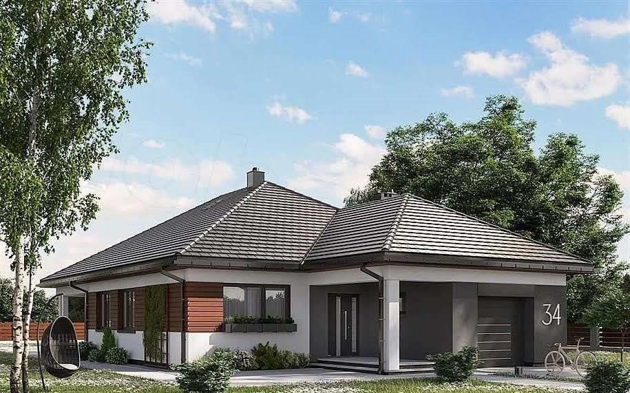 Dom na sprzedaż Legionowo, Jachranka,Wolnostojący  152m2 Foto 1