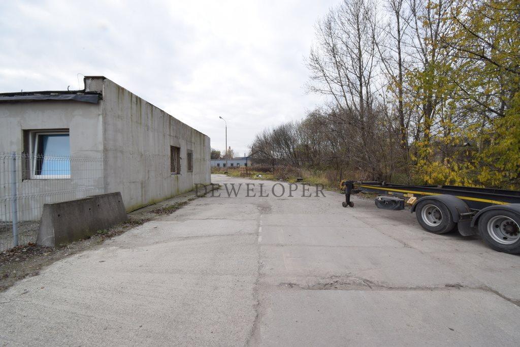 Działka przemysłowo-handlowa pod dzierżawę Katowice, Burowiec  6500m2 Foto 6