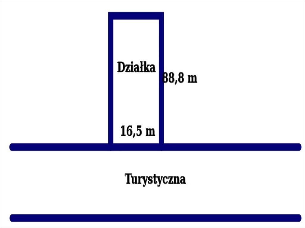 Działka rolna na sprzedaż Lublin, Hajdów-Zadębie  1458m2 Foto 8