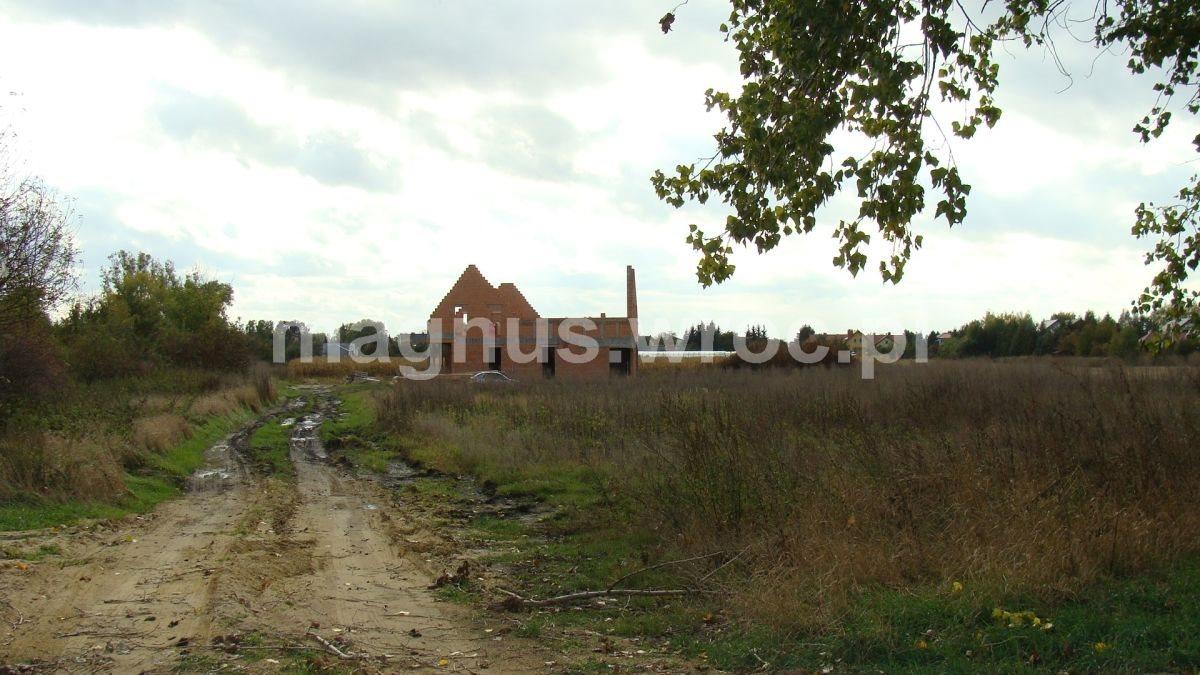 Działka budowlana na sprzedaż Domasław  1712m2 Foto 1