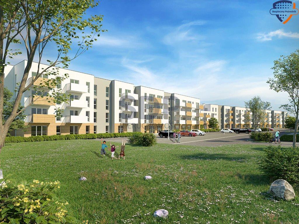 Mieszkanie trzypokojowe na sprzedaż Wrocław, Krzyki, Klecina, Dożynkowa  51m2 Foto 1