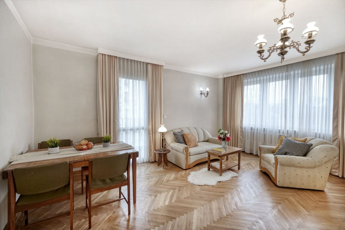 Mieszkanie trzypokojowe na sprzedaż Warszawa, Bielany Marymont, Marymoncka  62m2 Foto 3