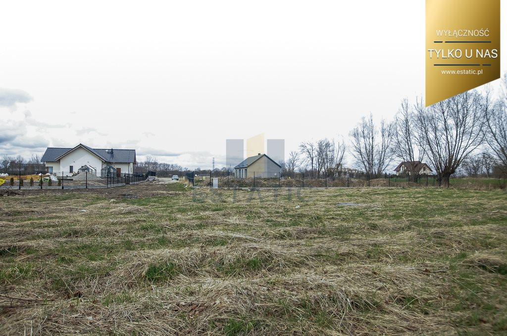 Działka budowlana na sprzedaż Grabiny-Zameczek, Dworska  1562m2 Foto 7