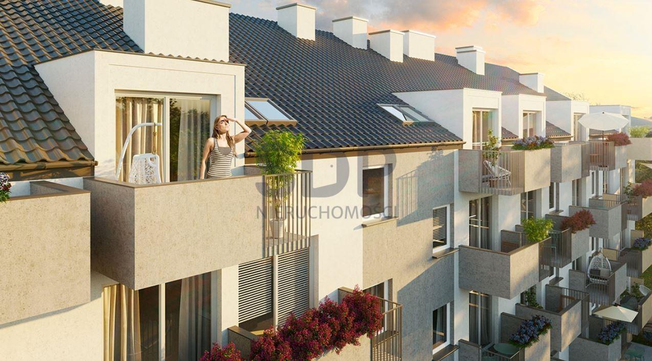 Mieszkanie trzypokojowe na sprzedaż Wrocław, Krzyki, Wojszyce, Buforowa  48m2 Foto 9